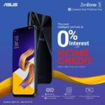 Home Credit - ASUS ZenFone 5