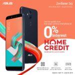 Home Credit - ASUS ZenFone 5Q