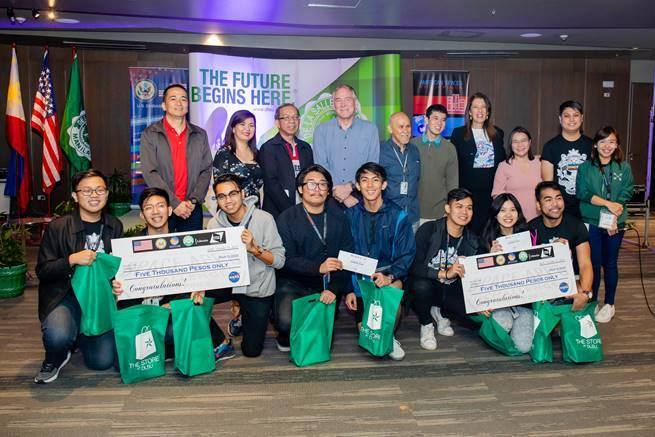 Teams iNON and Space Force will represent the country in the National Aeronautics and Space Administration (NASA) Space Apps Global Challenge