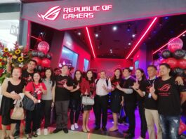 ASUS ROG Concept Store Mall of Asia