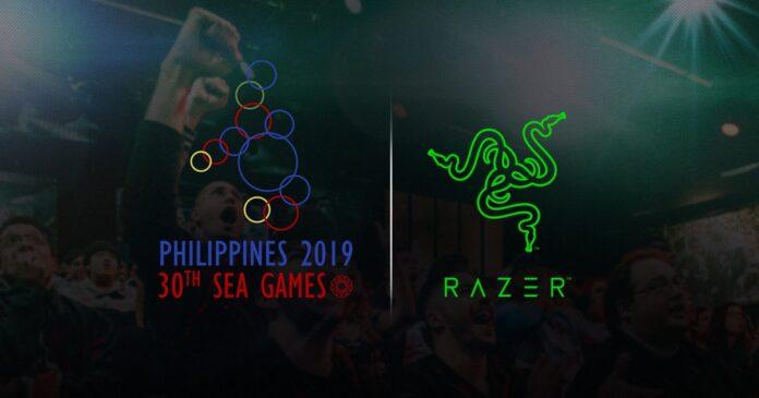 PHILSGOC and Razer shortlist five games for inaugural esports tournament at SEA Games 2019