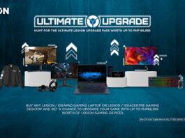 Cover Legion Ultimate Upgrade Promo
